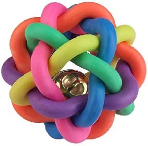 Dog Rubber Ball Toy