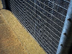 Double skin 358 mesh fencing