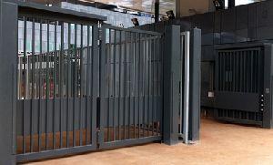HVM bi-folding speed gate