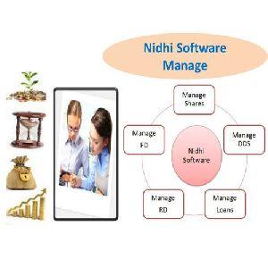 Nidhi/Credit Cooperative Software