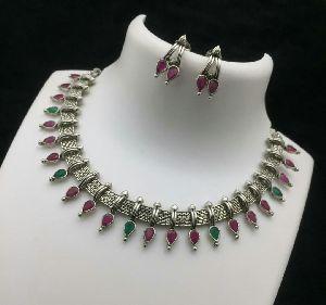 Die Necklace  Set