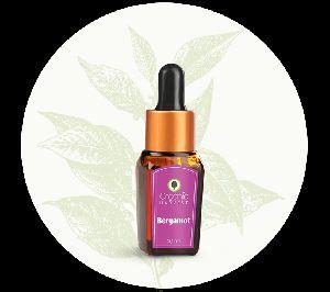 Bergamot Essential Oil (10 Ml) - Organic Harvest