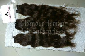 Raw Unprocessed Indian Human Hair