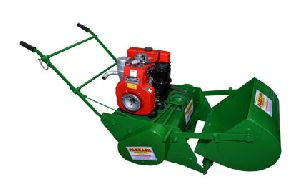 Diesel Power Lawn Mowers