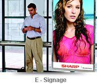 E - Signage