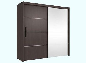 Double Door Sliding Wardrobe