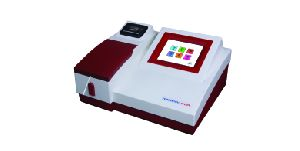 Semi Automated Clinical Chemistry Analyser