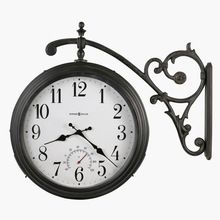 Antique Side Hanging Wall Clock