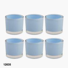 Glass Tea Light Votive Holder