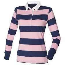 Ladies Full Sleeve Polo T-shirts