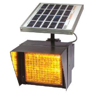 Solar Blinkers Traffic Signal Light