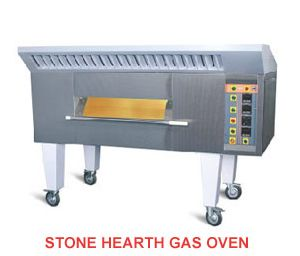 Stone Hearth Gas Ovens