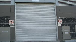 gear operated rolling shutters