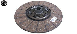 Clutch Plates Cover Assembly