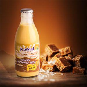 Butterscotch Flavoured Milk
