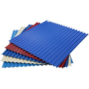 Stainless Steel Color Coated Corrugated Roofing Sheets