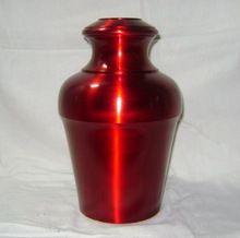 metal urn