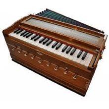 Wooden Harmonium
