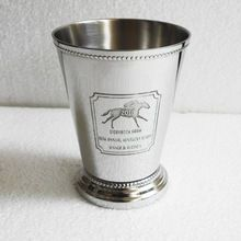 High quality mint julep cup stainless steel