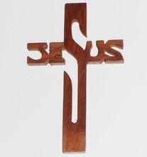 Jesus Wooden Cross