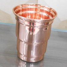 Pure Copper Drinking Water Glass Tumblers
