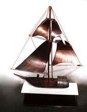 Nautical sailing boats