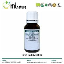Birch Bud Sweet Oil