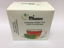 Moringa Tea Box