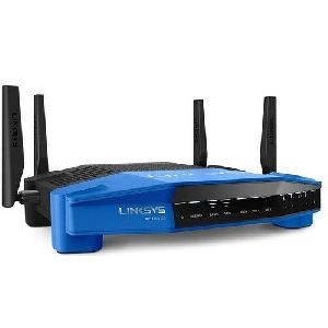Linksys Blue Wireless Router
