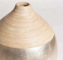 handicraft bamboo Vase