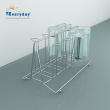 Portable Cup Glass Rack