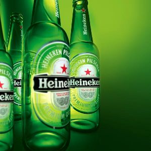 Heineken Lager Dutch Beer