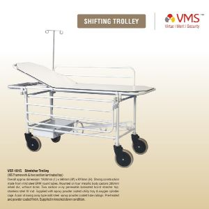 Ms Framework Stretcher Trolley