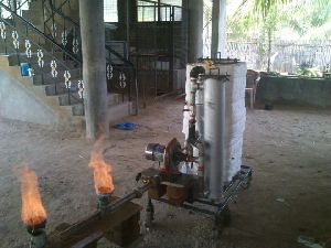 Biomass Gas Stove