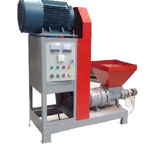Coal Wood Sawdust Briquette Machine