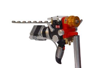 Rod Flame Spray System