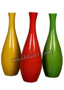 Special Combo Pack Of Plain Flower Vase