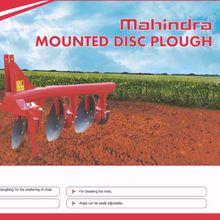 Bottom Disc Plough