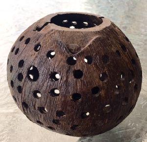 Coconut Shell Lamp Shade