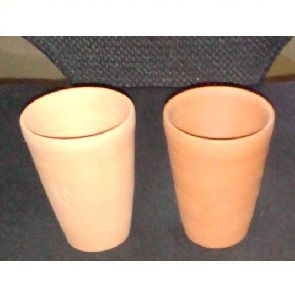 Handmade Clay Disposable Cups