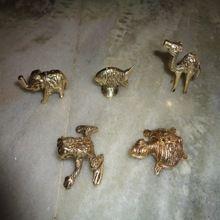 Brass Animals Incense Sticks Burner