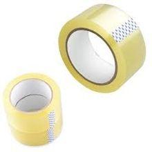Clear BOPP carton sealing tape