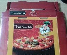 Logo Printing Pizza Boxes