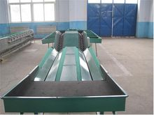 Straight Automatically Feeding Fruits Grading Machine