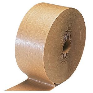 Water Activated Reinforced Paper Tape