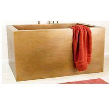 Hammered Antique Copper Bathtub