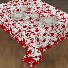 Cotton Printed Table Cloths