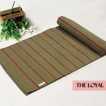 Handmade Ethnic Design Cotton Yoga Rug