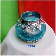 Glass Sky Color Votives