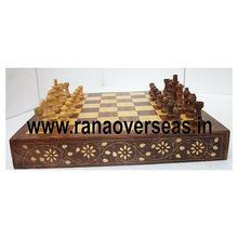 Wooden Decorative Chess Set